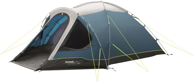 Outwell Cloud 4 Tenda, bluegrey